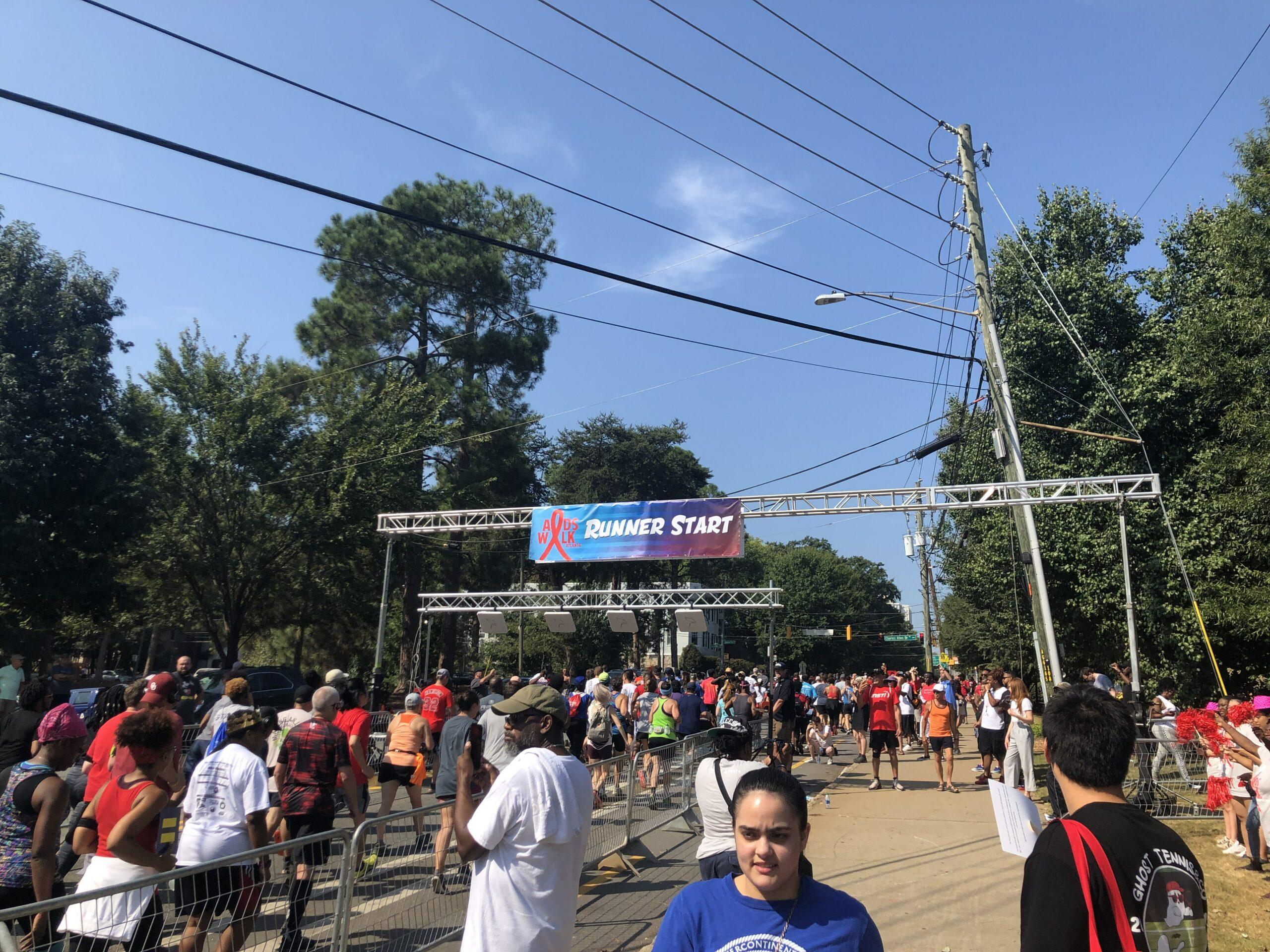 AHF, corporate sponsors, celebrate 30 years of AIDS Walk Atlanta