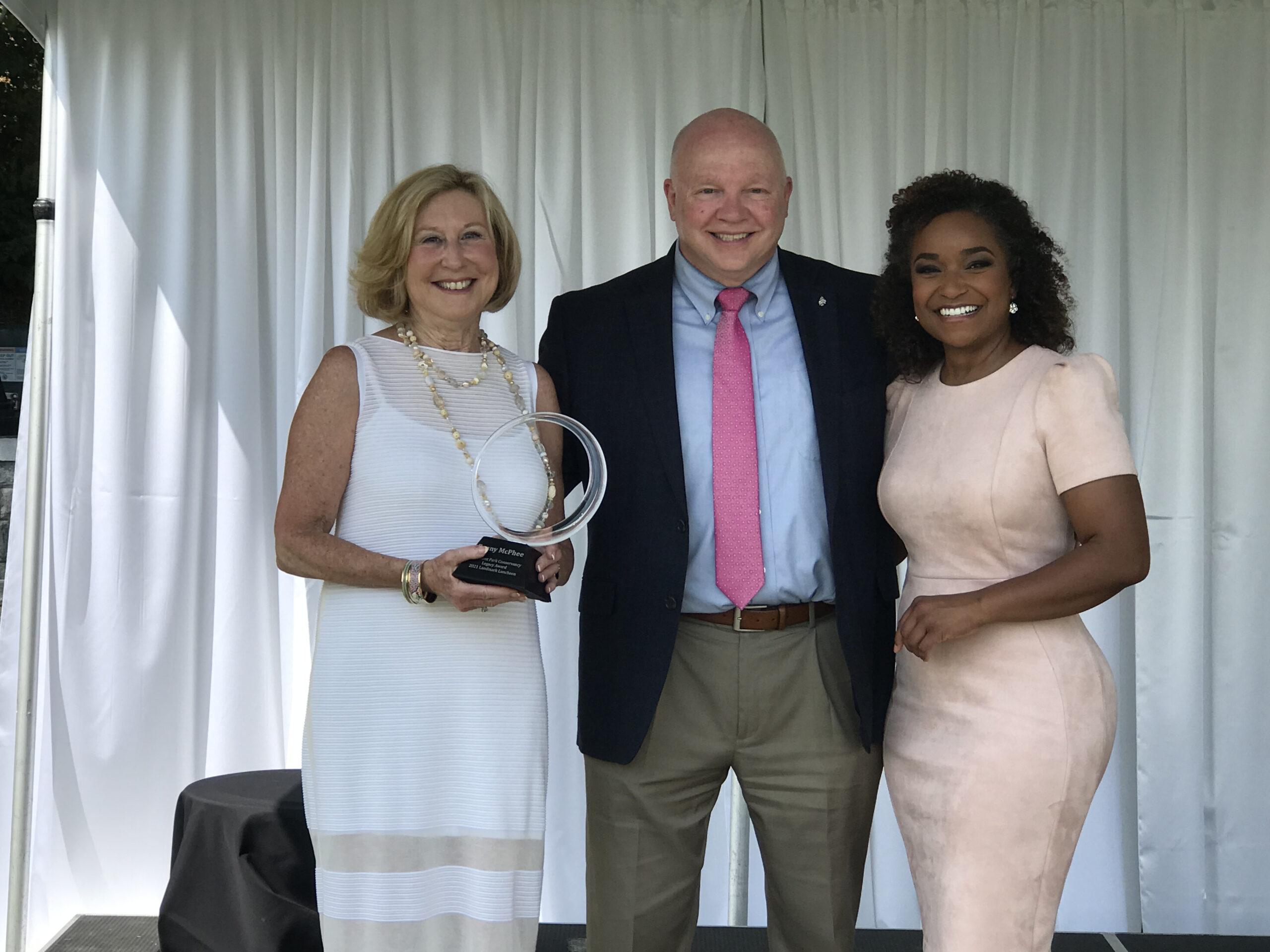 Piedmont Park Conservancy launches Safe Haven Fund