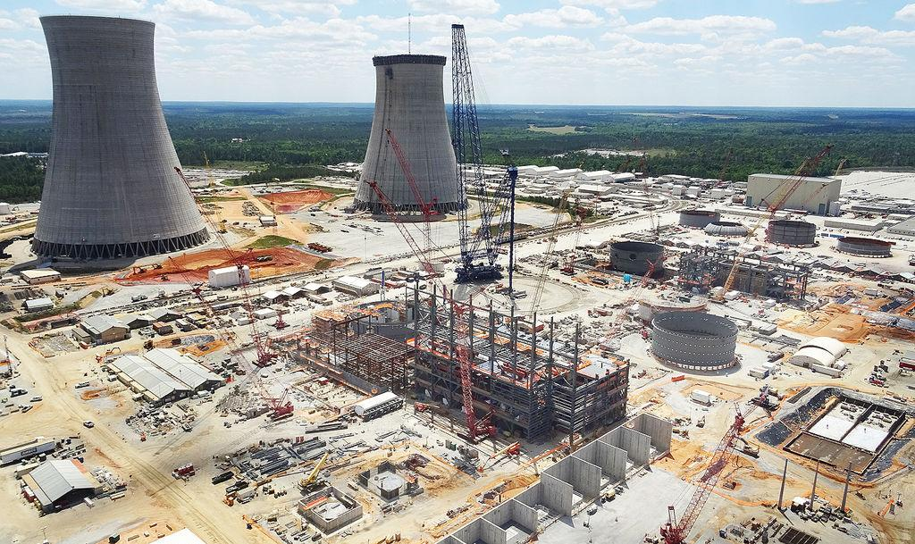 Another indictment in South Carolina's nuclear fiasco, as Vogtle lumbers toward completion