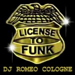 Romeo Cologne blends humor into his DJ shows, to get everyone together and on the floor.