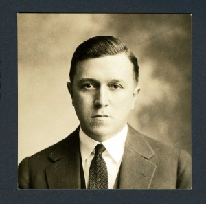 Robert W. Woodruff.  Credit: Courtesy of Manuscript, Archives and Rare Book Library (MARBL), Emory University.