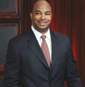 Atlanta Councilman Kwanza Hall