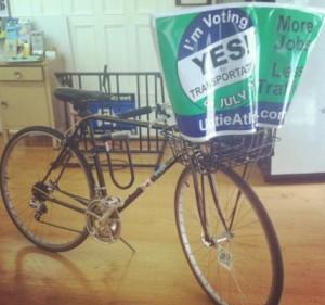 Atlanta bike