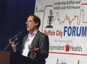 Bruce Katz, Buffalo