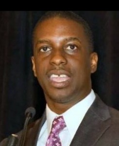 Clayton County Commissioner Wole Ralph