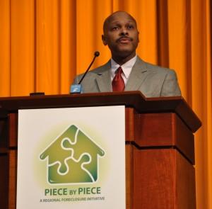 HUD Deputy Secretary Maurice Jones