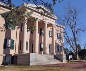 Former Georgia governor's mansion.