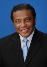 Eldrin Bell, chairman, Clayton County Board of Commissioners