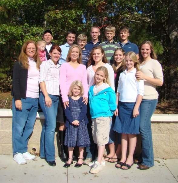 The Wexel family of Lilburn