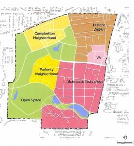 Fort McPherson redevelopment plan.