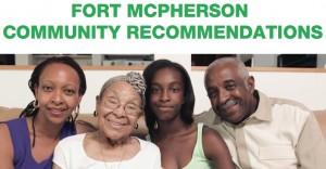 Fort McPherson Community Action Plan
