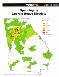 Ga. House districts