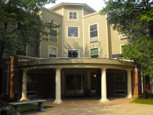 A renovated Welcome House
