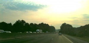 I-20 East, east of I-285