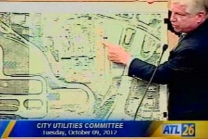 Joseph Folz, at City Utilities