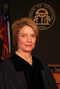 Fulton Superior Court Chief Judge Cynthia Wright