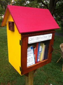 Photo of Jennifer Curtis' Little Free Library