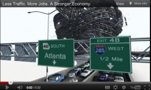 Less Traffic. More Jobs. A stronger Economy