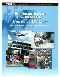 MARTA economic impact
