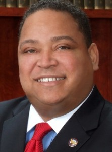 Atlanta City Councilperson Michael Julian Bond