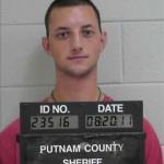 Austin Clark Coleman. Credit: Putnam County Sheriffs Department