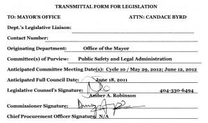 Mayor Kasim Reed's proposed animal ordinance