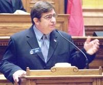 Sen. Steve Thompson (D-Marietta) was the lead sponsor of the legislation that created GRTA.
