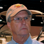 Brent Danneman, vice president of Park Marine. Credit: Donita Newton