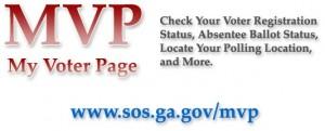 Voter information; secretary of state