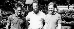 Founders of Intown Ace Hardware including Tony Powers and Dave Jones