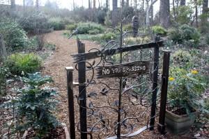 Crawford's Bird Gate