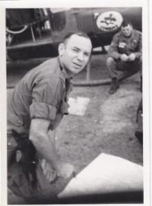 George McCoy in Vietnam