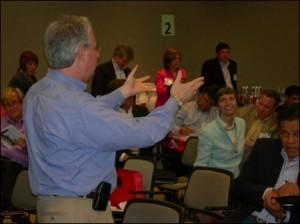 Olens speaks to Atlanta's LINK delegation