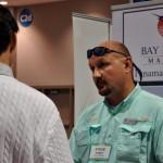 Steve Arndt, manager of Bay Point Marina in Panama City Beach, Fl. Credit: Donita Newton